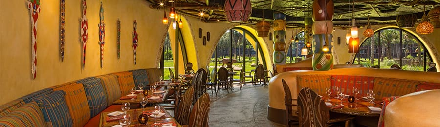 Dining Disneys Animal Kingdom Villas Kidani Village Disney