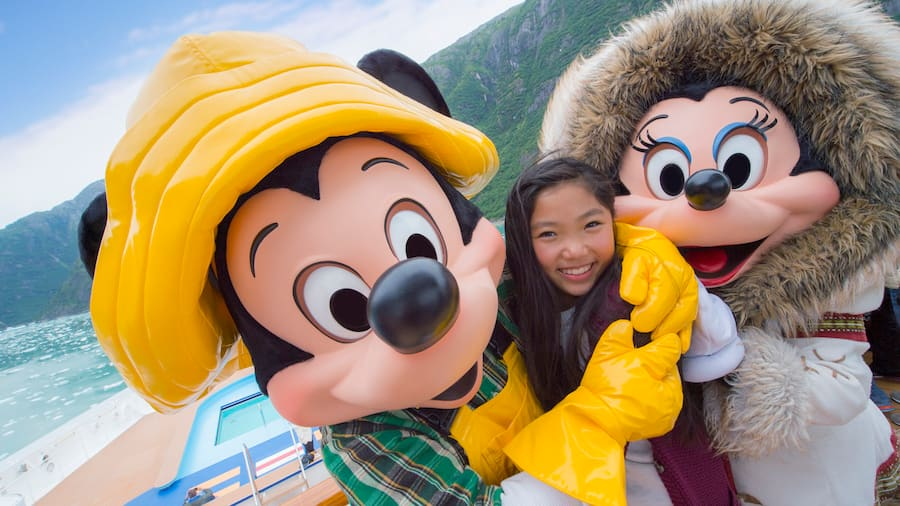 Disney Cruise Alaska 2020.2020 Disney Vacation Club Member Cruise 7 Night Alaska