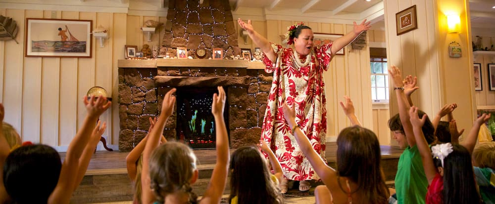 Aunty's Beach House | Kids Club | Aulani Hawaii Resort & Spa