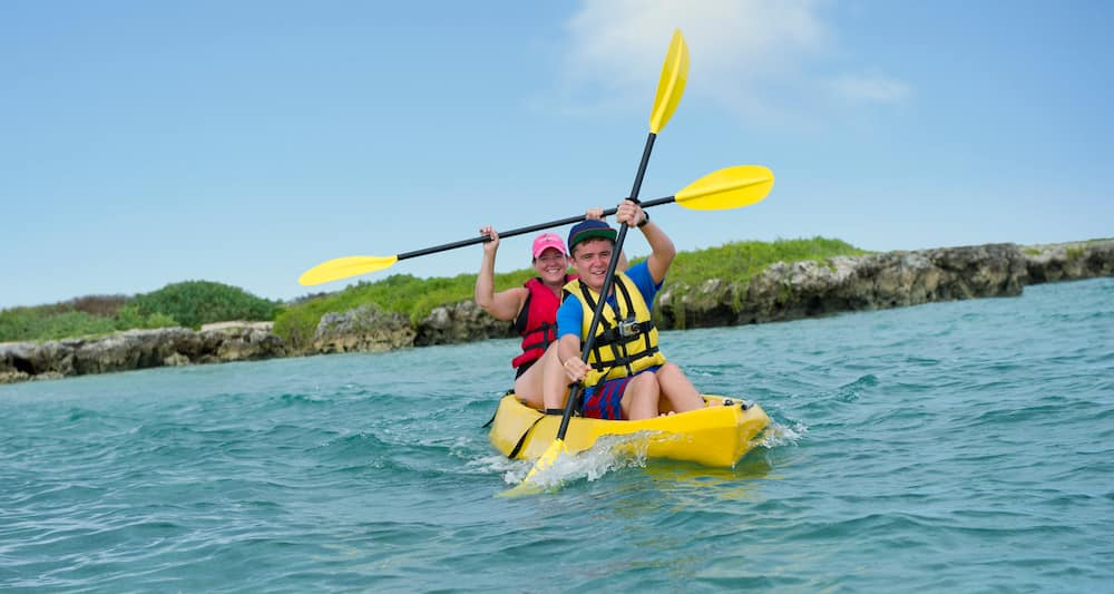 Self-Guided Kayaking Discovery | Excursions | Aulani Hawaii
