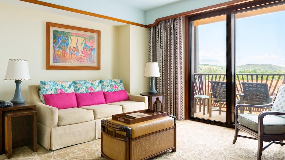 . One Bedroom Villa   Aulani Hawaii Resort   Spa