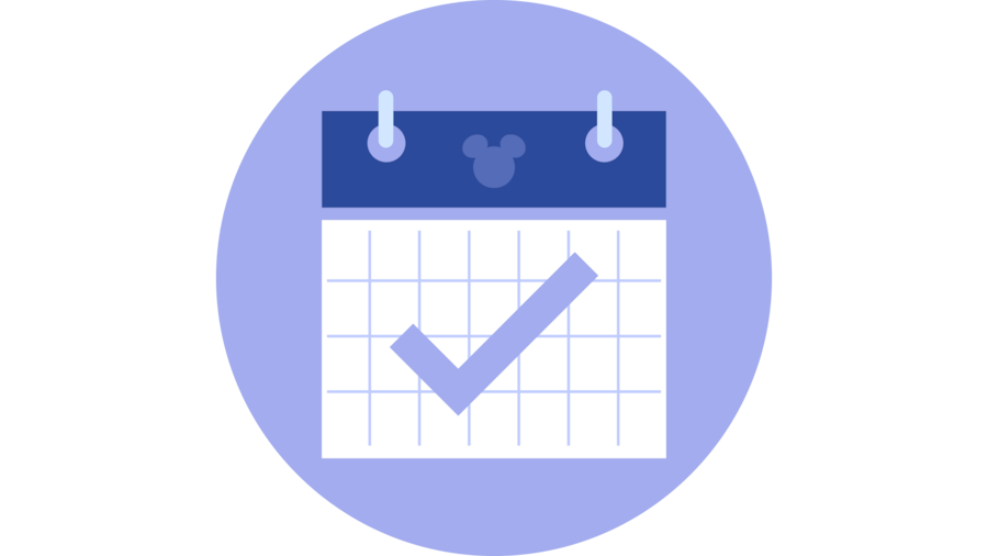 Park reservations icon