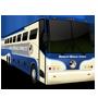 Ícono de autobús Magical Express
