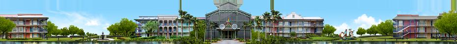 Disney's Port Orleans Resort – French Quarter